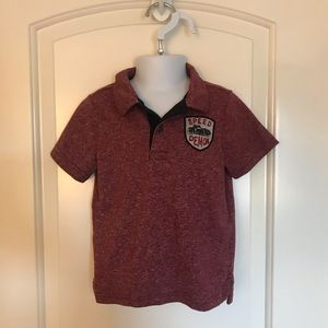 Gymboree polo shirt